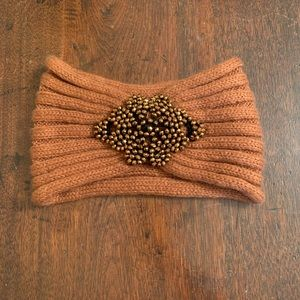 Accessories - ✨Knit Headband with Beads✨
